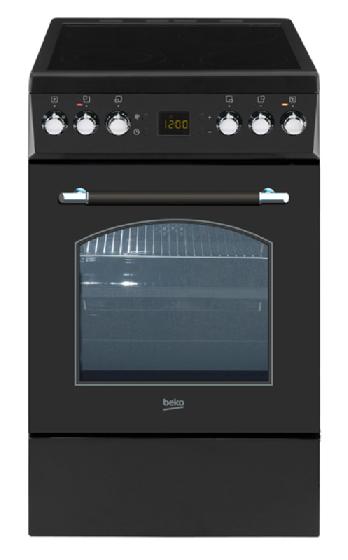 Электрическая плита Beko CSE 57300 GAR